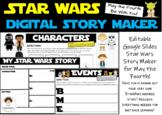 Star Wars Digital Story Builder: Interactive Google Slides