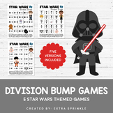 Star Wars Inspired Division Bump Games