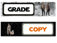 Star Wars Drawer Labels