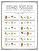 Star Wars Inspired Easter Day Roll and Graph Activity