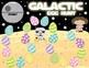 Star Wars Inspired Galatic Egg Hunt Easter Division Board Game