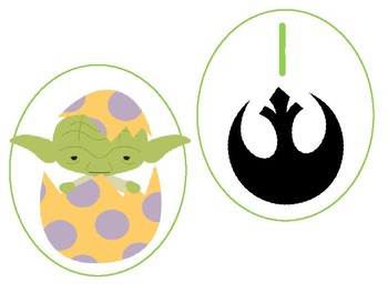 Star Wars Easter Egg Hunt