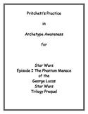 Star Wars Episode I The Phantom Menace Archetype Lesson Pl