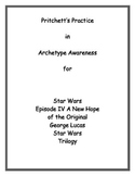 Star Wars Episode IV A New Hope Archetype Lesson Plan and