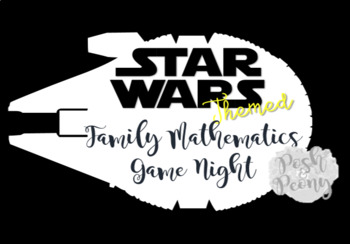 Star Wars Family Mathematics Game Night