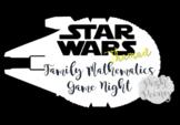 Star Wars Family Mathematics Game Night