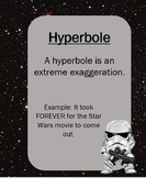 Star Wars Figurative Language Posters