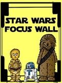 Star Wars Focus Wall Titles