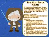 Star Wars Fraction game