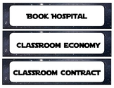 Star Wars Galaxy Classroom Labels