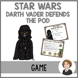 Star Wars Game 3- Darth Vader Defends the Pod