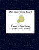 Star Wars Gameboard