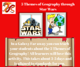 5 Themes of Geography through Star Wars