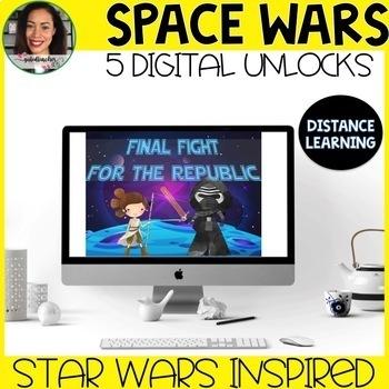 Star Wars Glow Games