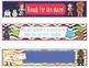 Star Wars Growth Mindset Bookmarks, Shelf Markers or Desk Name Plates -EDITABLE