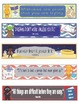 Star Wars Decor EDITABLE Growth Mindset Bookmarks or Name Plates