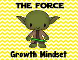 Star Wars Growth Mindset Classroom Decor - Bulletin Board Set