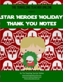 Star Wars© Holiday Thank You Cards