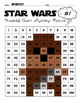 Star Wars Inspired Hundreds Chart Coloring Pages Bundle