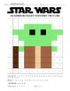 Star Wars Inspired Hundreds Chart Coloring Pages Version 1