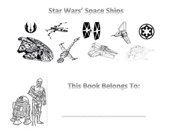 "Star Wars ""I see"" booklet"