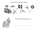 "Star Wars ""I see"" booklet"