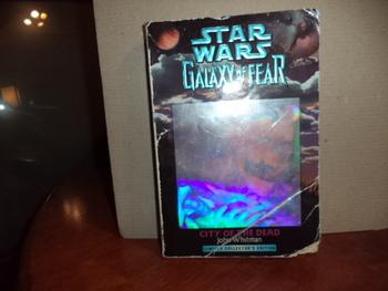 Star Wars: Galaxy of Fear  ISBN 0-553-48451-6