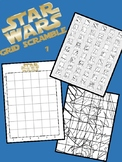 Star Wars Image Scramble #1 - Busy / Sub Work - Darth Vader