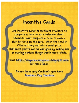 Star Wars Incentive Card