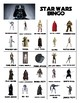 Star Wars Inspired Bingo