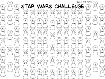 Star Wars Inspired: Challenges
