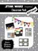 Star Wars Inspired Classroom Decor Pack {EDITABLE}