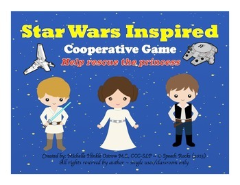 Star Wars Inspired Cooperative Game