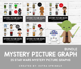 Star Wars Inspired Mystery Graph Pictures BUNDLE