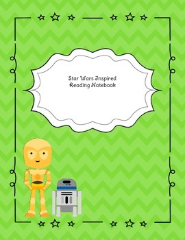 Star Wars Inspired Reading Notebook