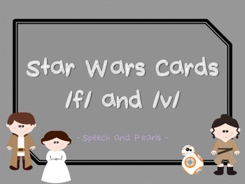 Star Wars Inspired: /f/ and /v/ cards