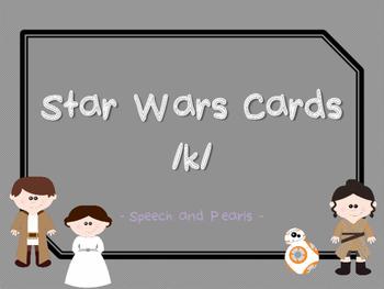 Star Wars Inspired: /k/ cards