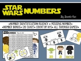 Star Wars Inspires Numbers Fluency Pack