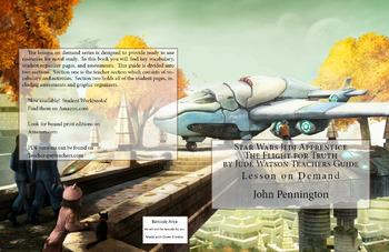 Star Wars Jedi Apprentice The Flight for Truth by Jude Wat