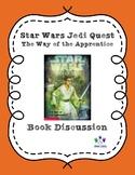 Star Wars Jedi Quest Book Discussion