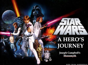 Star Wars & Joseph Campbell's Hero's Journey - Monomyth