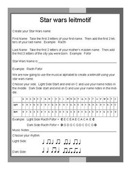 Star Wars Leitmotif