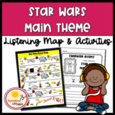 Star Wars Listening Map