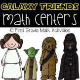 Galaxy Friends Math Centers