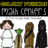 Star Wars Math Centers