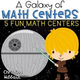 A Galaxy of Math Centers (May The 4th Be With You)