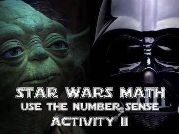 Star Wars Math: Use the Number Sense 2 (Multiplication, Di