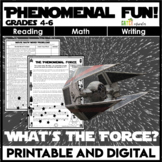 May the 4th Reading Passage | May the 4th be With You | Math | Writing Prompts