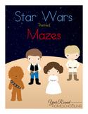 Star Wars Mazes
