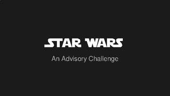 Advisory Challenge:  May the Fourth Be With You